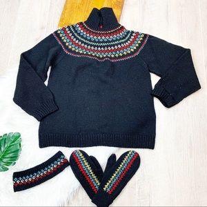 Handmade 3 piece Sweater set